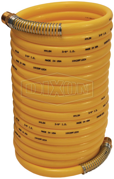 Coil-Chief Self-Storing Hose with Fittings