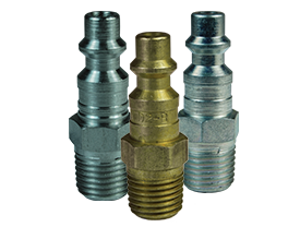 DQC DF-Series Industrial Male Plug