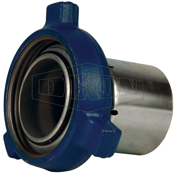 Dixon® Male Frac Fitting with Nut
