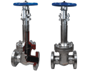 L Series Bellows Seal Gate Valve